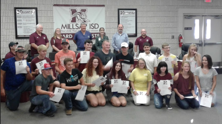 MHS High Performers on STAAR Test